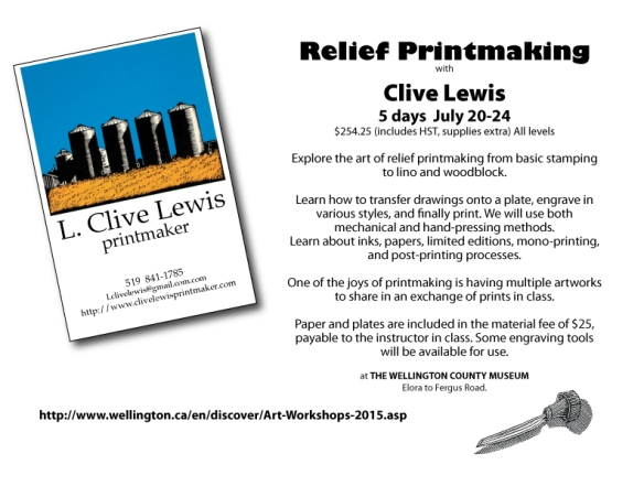 Clive-Lewis-printmaking-course-July-20